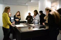 Visite du musée Médard. (© Ville de Lunel - Service Communication)