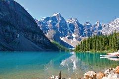 Paysage du Banff National Park (© andredistel - iStockphoto.com)