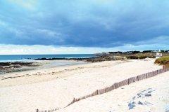 La plage de Batz-sur-Mer. (© Isabelle LEDOUX)