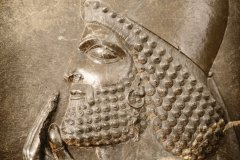 Soldat perse, Persépolis. (© Kickimages - iStockphoto)