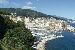 Le vieux port de Bastia (© XAVIER BONNIN)