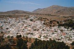 Vue sur la ville de Lindos. (© Author's Image)