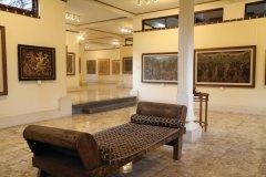 Musée Arma et sa collection de peintures balinaises. (© Stéphan SZEREMETA)