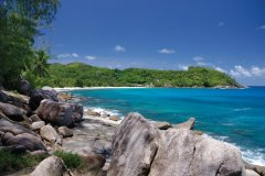 Anse Takamaka. (© Gerard Larose - Office du tourisme des Seychelles)
