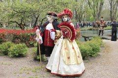 Le carnaval vénitien de Mehun-sur-Yèvre. (© Office de tourisme de Mehun)