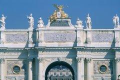 Arc de Triomphe place Stanislas (© ERWAN LE PRUNNEC - ICONOTEC)