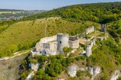 Le château Gaillard. (© SunFreez - Shutterstock.com)