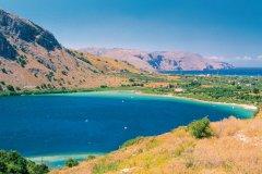 Lac de Kournas. (© Author's Image)