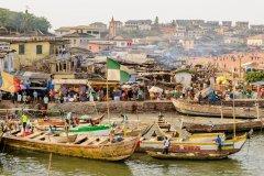 La ville d'Elmina. (© Anton_Ivanov / Shutterstock.com)