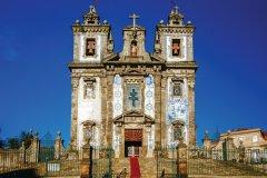 Église Santo Ildefonso à Porto. (© Farbregas_Hareluya)