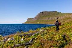 Balade dans le Hornstrandir. (© Agatha Kadar - Shutterstock.com)