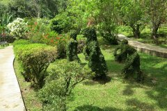 Jardin de valombreuse. (© Gilles MOREL)