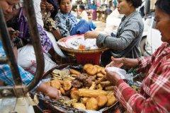 Marché de Bagan. (© uchar)