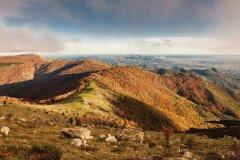 Vue sur l'Espagne depuis le col de l'Ullat. (© Laurent Pierson)