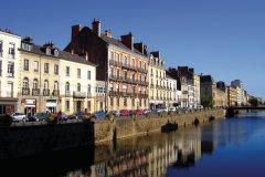 Les quais de la Vilaine. (© Nanou prod - Fotolia)