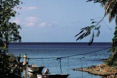 Bras de mer à Deshaies. (© Author's Image)