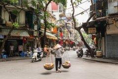 Rue de Hanoi. (© Nicola Ferrari)