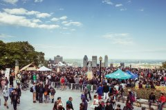 Le festival Chromatic qui a lieu en mai. (© CHROMATIC)