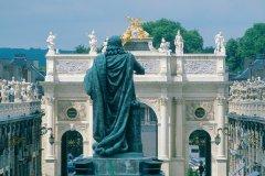 Arc de Triomphe - place Stanislas (© ERWAN LE PRUNNEC - ICONOTEC)