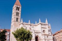 Église Santa María la Antigua. (© Author's image)