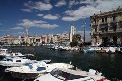 Port de plaisance dans le centre de Sète (© Stéphan SZEREMETA)