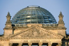Coupole du Reichstag (© Siegfried Stoltzfuss - Iconotec)