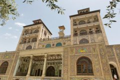 Palais du Golestan, Téhéran. (© Alvaher - iStockphoto)