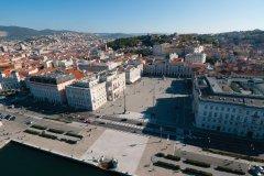 Piazza Dell'Unita, Trieste. (© Marco Milani)