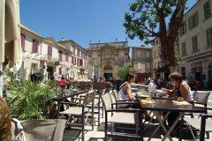 La place Crillon, Avignon. (© Avignon Tourisme - C.Rodde)