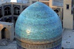 Coupole de la madrasa Mir-i-Arab. (© Jeff Jones - Iconotec)