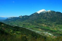 La vallée de l'Arve. (© vouvraysan - Fotolia)