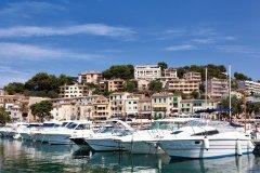 Port Soller, Majorque. (© Luisrsphoto - iStockphoto)