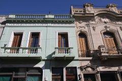 Immeubles du quartier de San Telmo (© Stéphan SZEREMETA)