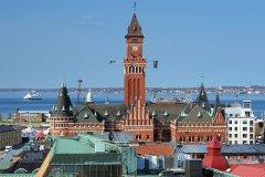 Helsingborg. (© Mikhail MARKOVSKIY - iStockphoto)