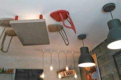 La Table au plafond. (© My Foodication)