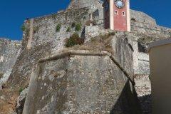 Paléo Frourio, la vieille forteresse vénitienne de Corfou. (© iStockphoto.com/sokol25)