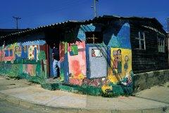 Mur peint à Valparaiso (© Sylvie LIGON)