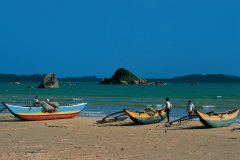 Barques de pêche (© Hugo Canabi - Iconotec)
