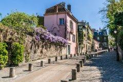 Quartier de Montmartre. (© tianalima - Shutterstock.com)