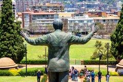 Statue de Nelson Mandela, Pretoria. (© Susan Schmitz - Shutterstock.com)