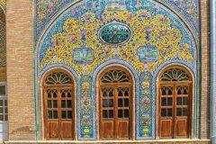 Fenêres du Palais du Golestan. (© Jasmina Mihoc - iStockphoto)