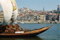 Rabelos sur le Douro. (© Author's Image)