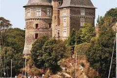Le château de Pornic (© Arnaud TAFILET - Fotolia)