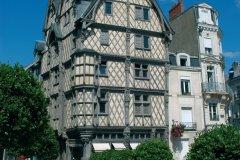 La Maison d'Adam à Angers (© LEONIDAS - FOTOLIA)