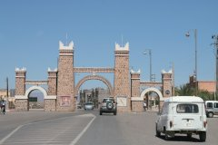 Porte de la ville. (© Stéphan SZEREMETA)