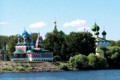 Kremlin d'Ouglitch. (© Stéphan SZEREMETA)