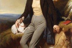 Portrait de Lamartine Henri Decaisne (Bruxelles, 1799 - Paris, 1852). (© Musées de Mâcon)