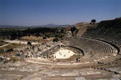 Théâtre du site archéologique d'Éphèse. (© Author's Image)