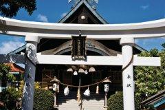 Temple Izumo Taisha. (© Hawaii Tourism Authority (HTA) / Tor Johnson)