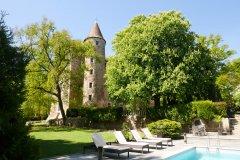 Château de Codignat. (© My Foodication)